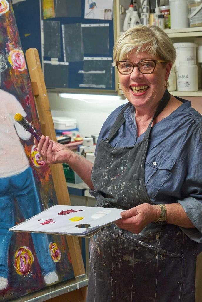 June Erkelenz Porträt